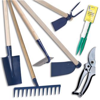 Kit de 8 outils potager pour les femmes