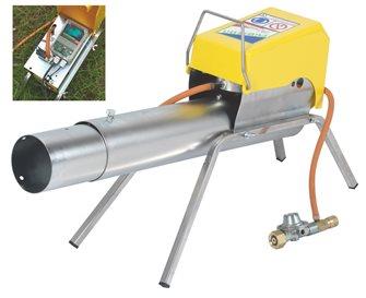 Epouvantail / Effaroucheur électronique à gaz