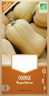 Courge Butternut Doubeurre AB