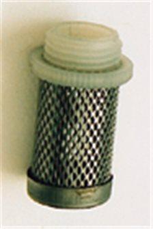 Filtre inox 40/49 pour crépine